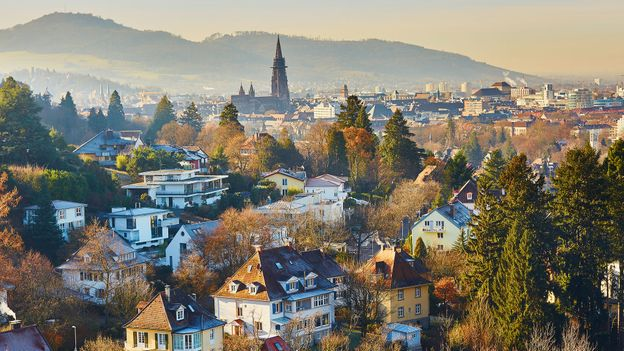 For the past 45 years, this small city has been a breeding ground for alternative thinking and sustainability (Credit: Credit: encrier/Getty Images)